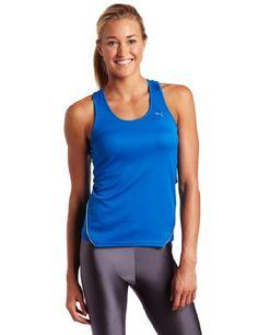 #Puma #Women's Running #Singlet              http://amzn.to/HaTnzp