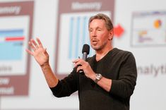 Billionaire Entrepreneur Larry Ellison Steps Down as CEO of Oracle Larry, Entrepreneurial Skills, Motivational Articles, Rich People, Bill Gates, Start Up Business, Higher Education, Billionaire, Need To Know