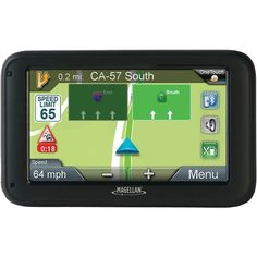 "Magellan RM2255SGLUC RoadMate 2255T-LMB 4.3"" GPS Device with Bluetooth & Free Lifetime Maps & Traffic Updates"