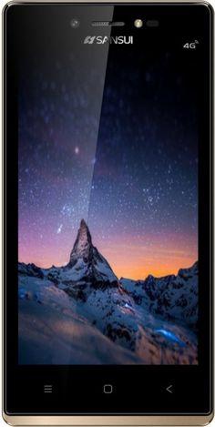 Sansui Horizon 1 (8 GB) 4G-VoLTE At Rs.3699 From Flipkart