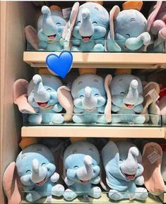 It's Monday, and in case you need a smile today, here are several!☺️❤️ Cutest dumbo plush from Japan, we simply ADORE him! Disney Souvenirs, Disney Trips, Disney Parks, Disney Vacations, Disney Pixar, Walt Disney, Dumbo Disney, Disney Home, Disney Dream