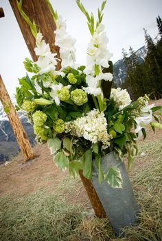 green reception wedding flowers,  wedding decor, wedding flower centerpiece, wedding flower arrangement, add pic source on comment and we will update it. www.myfloweraffair.com can create this beautiful wedding flower look.