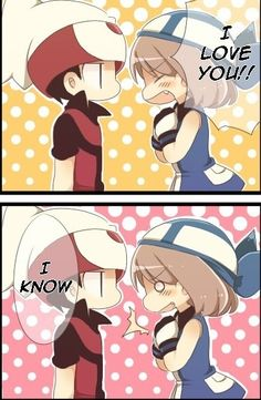Ruby! that is the incorrect response! Pokemon Adventures