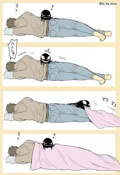Awww so cute Venom Comics, Marvel Venom, Marvel Art, Marvel Dc Comics, Marvel Avengers, Marvel Funny, Marvel Memes, Venom Art, Comic Anime