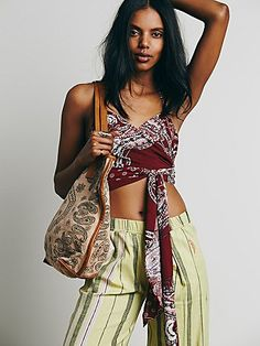 Sun Valley Tote - Free People Exclusive - $48