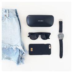 Easy black and shorts Life Is Beautiful, Michael Kors Jet Set, Shorts, Bags, Instagram, Fashion, Handbags, Moda, Life Is Good