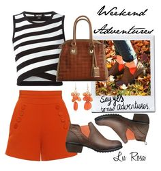 """""""Weekend Adventures"""" by luciana-rodrigues-rosa on Polyvore featuring Finders Keepers, Keen Footwear, Chico's, DKNY, Poverty Flats and keen"""