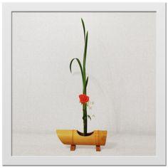 Печать на холсте. Картина 30х30 см в раме. Planter Pots