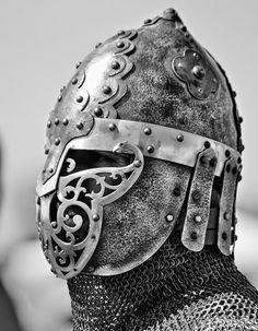 Warrior's Helmet