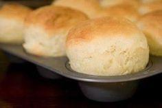 Momma's Easy No Yeast Dinner Rolls: Recipe