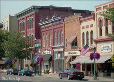 Marietta, Ohio – vintage perfection