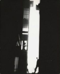 Sanne Sannes - Untitled (Lover's Silhouette), 1959-64. S)