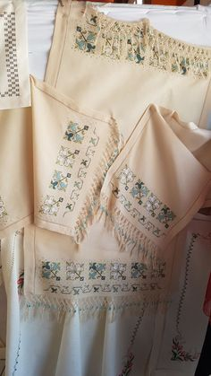 Felt Embroidery, Bargello, Couture, Crochet, Cross Stitch, Model, Embroidery Stitches, Hand Embroidery, Hardanger Embroidery