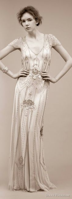 Beautiful 1920's style dress