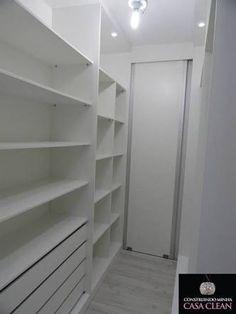 Resultado de imagem para closet pequeno casal