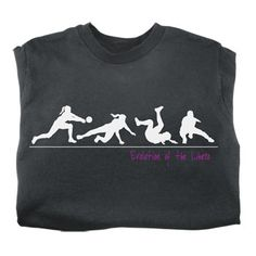 ⇒EVOLUTION OF LIBERO TEE...................................................................................................................This is really cute!