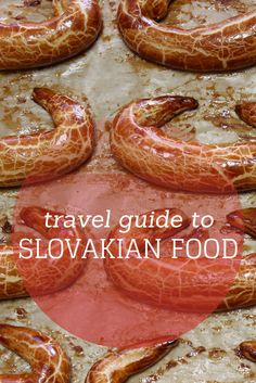 A Guide Book to Slovakian Food. Everything you want to know about Bratislava cuisine and fantastic slovakian wines. Restaurant, recipies and traditional dishes. Just check it on the blog! [in Polish, use translator]