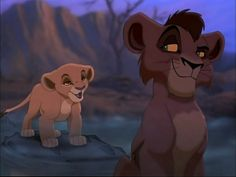 Kiara et Kovu Lion King 2 Kovu, Lion King Simba's Pride, Simba Lion, Lion King Movie, Disney Lion King, Cute Disney Wallpaper, Cute Cartoon Wallpapers, Disney Tattoos, Le Roi Lion Film