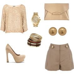 Cute outfit for the office or a nice lunch with the girls