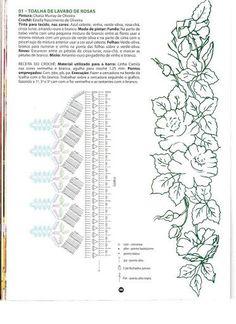 PINTURA EM TECIDO & crochê TG rev - terepintecido - Álbuns da web do Picasa: