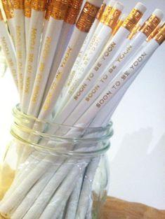 Personalized  pencil folding disc fans birthday  party keepsakes teacher  gift graduation  fan