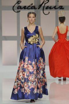50 robes de soirée longues 2017 pour être une invitée stylée! Image: 15