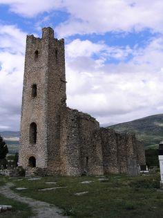 Church of Holy Salvation / ( 9th century) Croatia