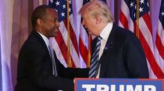 "Trump Could Be Facing Criminal Investigation Over Illegal Job Offer To Ben Carson.....but wait a minute. He's ""just a business man. He has to use the system. It's a corrupt system, but that's the way it works."""