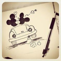 mickey and minnie draw tumblr - Pesquisa Google