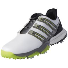 competitive price a87cb c2530 Adidas Powerband Boa Boost Men s Golf Shoes Adidas Golf, Adidas Men, Adidas  Sneakers,