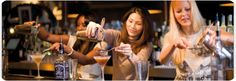 Cocktail Classes Ireland - Let the girls enjoy a great event on both sides of the bar with a fun, informative cocktail masterclass.  With everyone in the group getting their hands dirty, this class is sure to be a top-quality experience for the entire group.