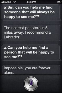 Funny Siri Response! Where Is The Love?