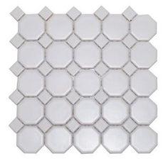 Hex & Dot Tile - Floor