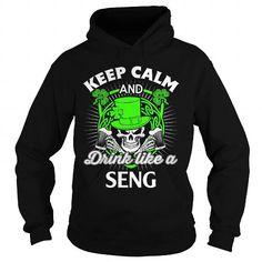 Cool T-shirt SENG Tshirt - TEAM SENG LIFETIME MEMBER