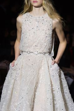 Zuhair Murad at Couture Fall 2015 (Details)