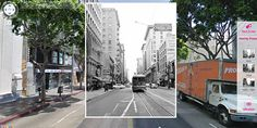 History Pin [historypin.com] hopes to become the largest user-generated archive of the world's historical images and stories. The website acts like a digital time machine, and uses Google Maps and Street View technology to allow the wide public to dig out, upload and pin their own old photos, as well as the stories behind them, onto an interactive map.