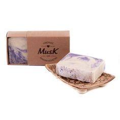 Přírodní mýdlo SOLNÝ KVĚT MusK - Krásná Každý Den Place Cards, Decorative Boxes, Aqua, Soap, Place Card Holders, Handmade, Water, Hand Made, Bar Soap
