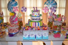 Dessert/Candy table