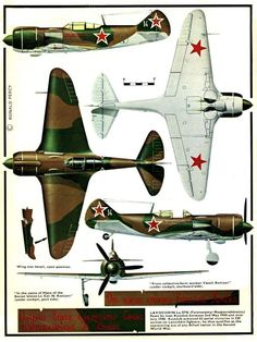 K5 i 7 Lavochkin