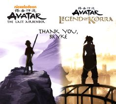 santa-korra: Avatar Finales Through The Years Avatar: The Last Airbender: (2005, 2008) The Last Airbender: Legend of Korra: (2012-2014) Thank you, Bryan Konietzko and Michael Dante DiMartino for almost a decade of emotions, stunning fight scenes, and amazing characters.