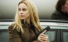 My Kind of Town: Sofia Helin, star of The Bridge crime series,   shares her favourite haunts in Malmo of south Sweden