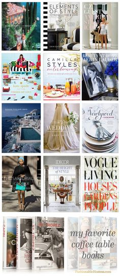 thelist: chic coffee table books to share (or stack) this holiday