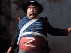 """Was anything """"funnier"""" and more satisfying to a young boy than seeing Sgt. Garcia """"getting his"""" as Zorro slashed his Z onto the chubby soldier's large mid-section?"""
