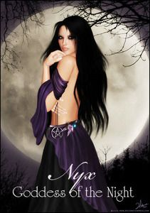 Nyx from house of night!