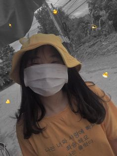 In4: Huỳnh Thị Hồng Thắm Outfits With Hats, Cool Outfits, Kim Na Hee, Mask Girl, Ulzzang, Pretty Girls, Teen, Cute, Pictures
