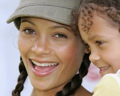 thandie newton | LadyJSkincare: Beauty Obsession of the Day: Thandie Newton