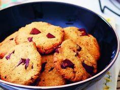 Recette Cookies orange et chocolat au sucre de coco - Feminin Bio
