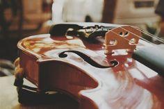 Will's beautiful violin