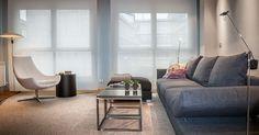 El proyecto llevado a cabo en esta vivienda de bilbao fue for Decoradores de interiores en bilbao