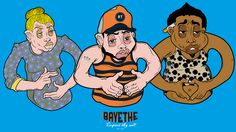"""Bayethe is a Nguni word for expressing gratitude to those among us and above us all, it is an expression of Respect, Honour, and Love. The Characters represent these three values of """"BAYETHE"""", as symbolised by their hand gestures. Working On Myself, New Work, Check, Behance, Fictional Characters, Artists, Digital, Fantasy Characters, Artist"""